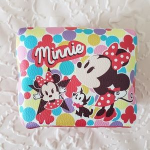 Minnie Mouse Cube Pouch